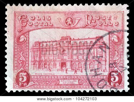 Belgium 1929
