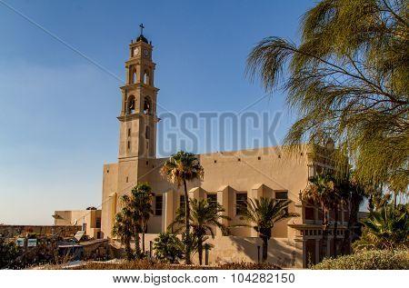St. Peter's Church, bell tower