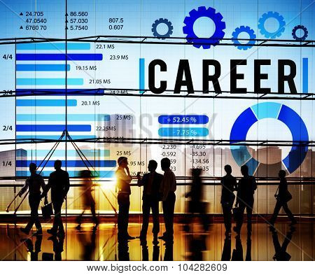 Job Career Occupation Working Concept