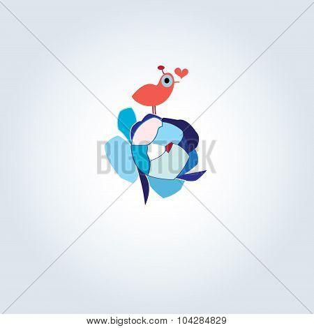 Enamored Bird