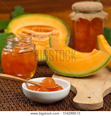 Melon Jam or Compote