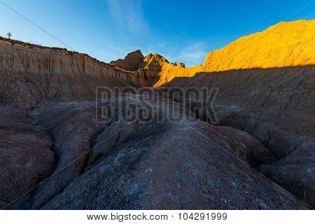 Medicine Root Trail Badlands