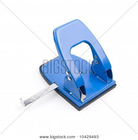 Blue Office Hole Puncher