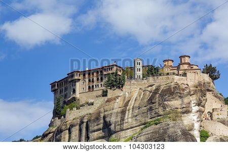 Varlaam monastery, Meteora, Greece