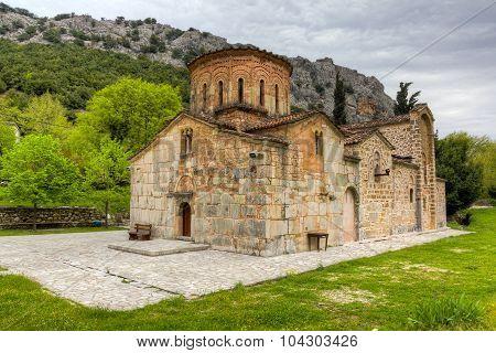 Porta Panagia church, Thessaly, Greece
