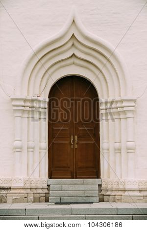 Entrance in Church in honor of the Descent of the Holy Spirit