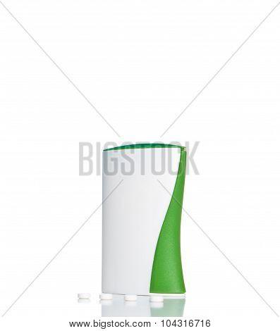 Sweetener Tablet Dispenser