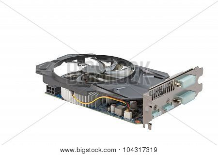 Graphics Card Of Computer