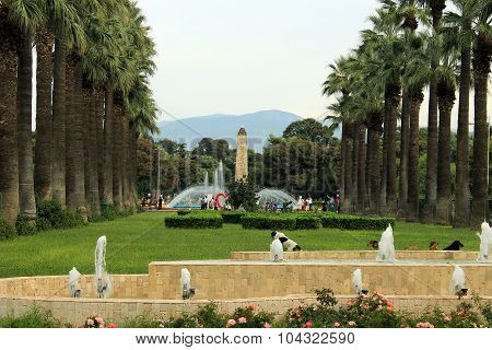 Izmir Fair Park