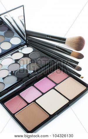 pink tone makeup palette set