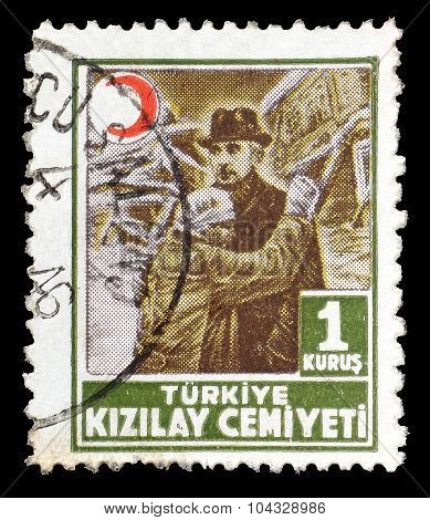 Turkey 1945