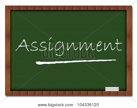 Assignment Classroom Board