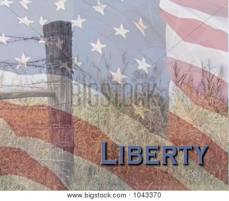 The American Spirit Of Liberty