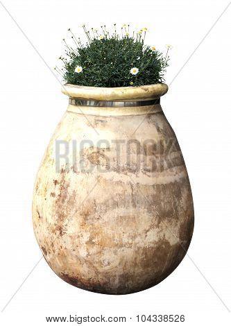 Exterior Ceramic Vase