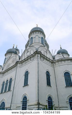 Church Of The Ascension In Kasly