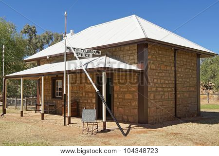 Old Telegraph Station, Alice Springs, Australia