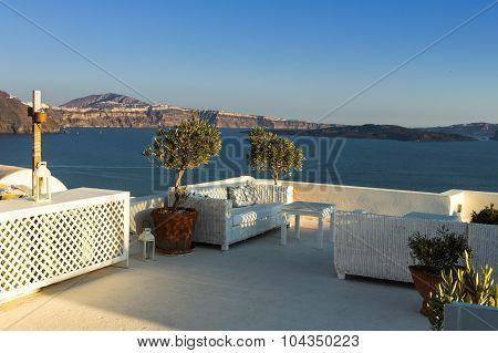 The Beautiful Spot - Santorini - Greece