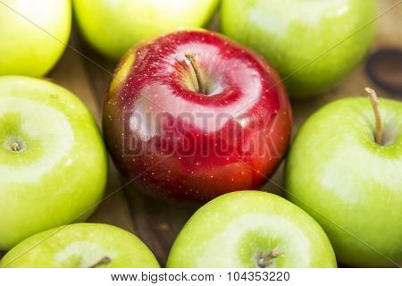 Farm Fresh Organic Apples