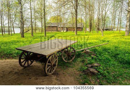 Peasant Cart
