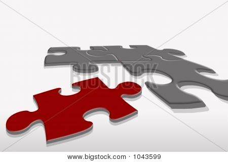 Puzzle _ Last Red Piece