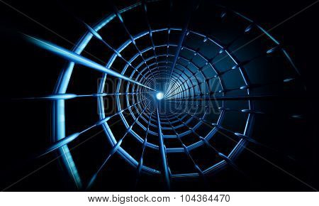 3D Space tube