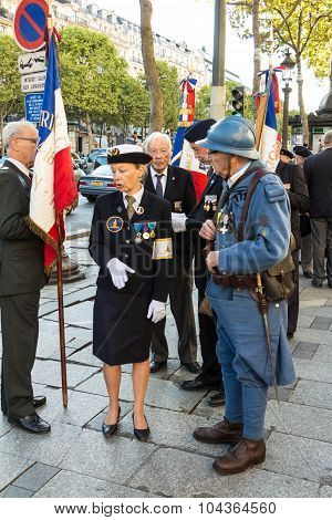 The French Veterans