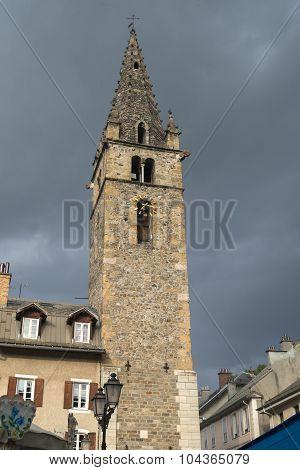 Barcelonnette (french Alps)