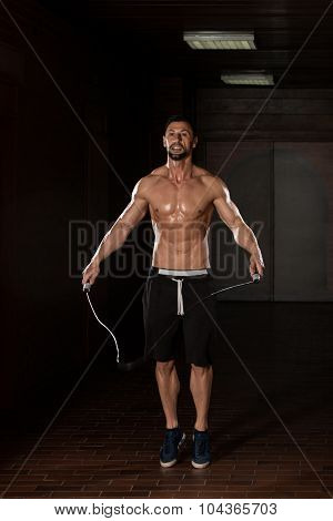 Cardio Time With Jumping Rope