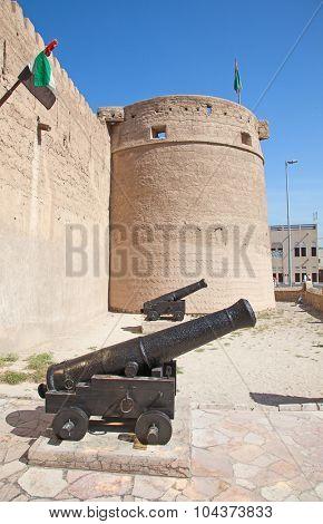 Historical museum in Dubai, United Arab Emirates