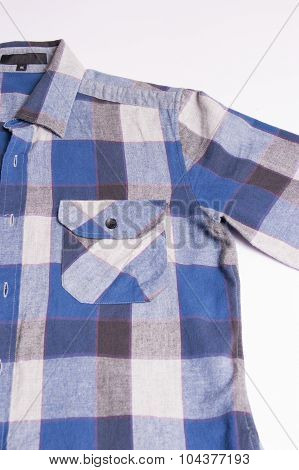 Men's Check Shirt Fashion