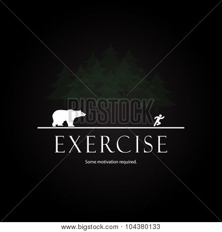 Motivation template - bear attack design