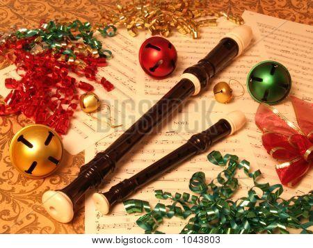 Christmas Recorders