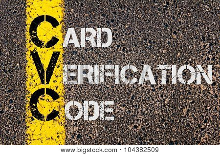 Business Acronym Cvc As Card Verification Code