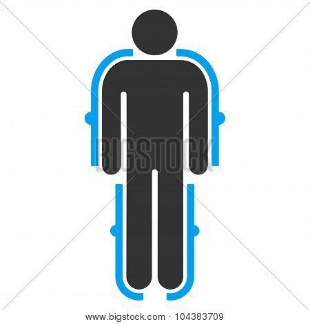 Exoskeleton Icon