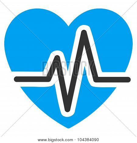 Heart Diagram Icon