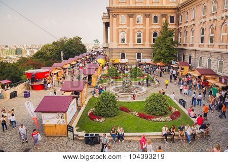 Sweet Days - Chocolate and Candy Festival in Budapest, Hungary