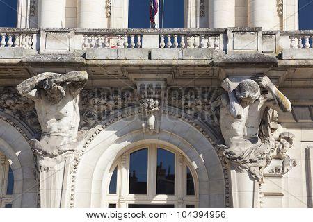 City Council Of Tours, Indre-et-loire, France
