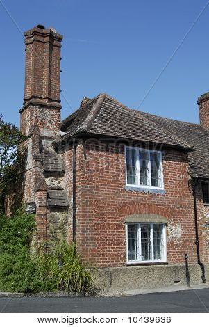 Brick House. Shere. Surrey. UK.