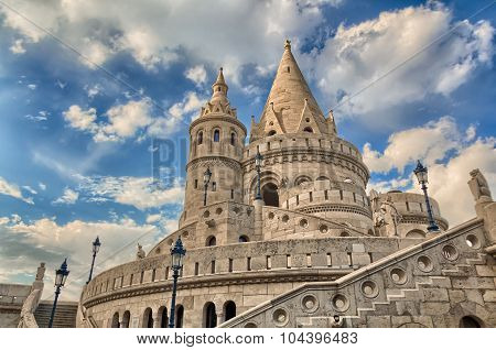 The Fisherman's Bastion