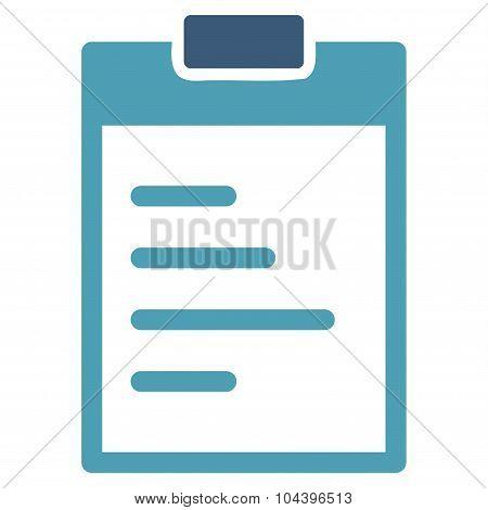 Pad Text Icon