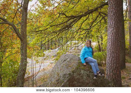 Autumn Monrepos landscape park