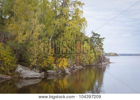 Monrepos landscape park at Vyborg