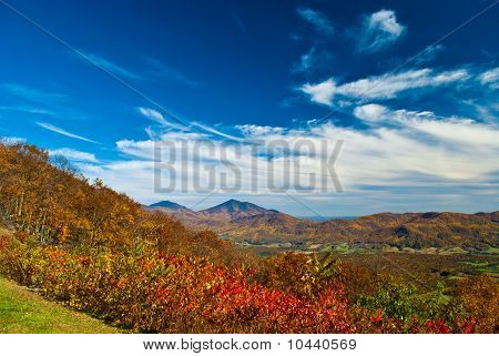 Blueridge Landscape