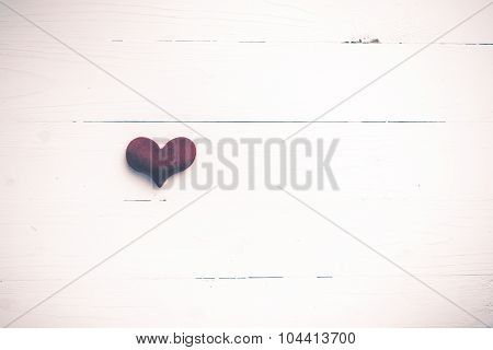 Red Heart Vintage Style