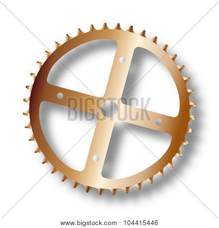 Bicycle Driving Cog