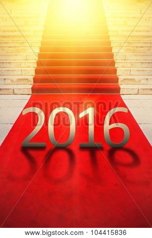 Happy New Year 2016, Exclusive Red Carpet Concept