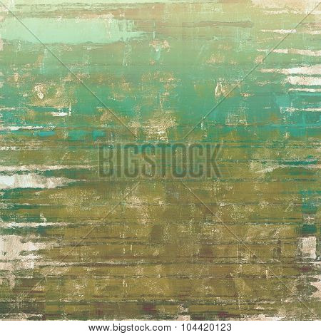 Grunge retro vintage texture, old background. With different color patterns: brown; blue; gray; cyan