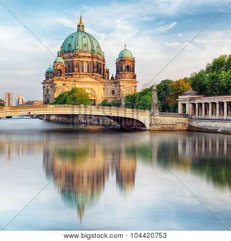Cathedral In Berlin, Berliner Dom