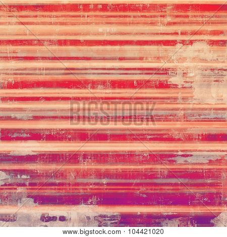 Old, grunge background texture. With different color patterns: yellow (beige); pink; purple (violet); red (orange)