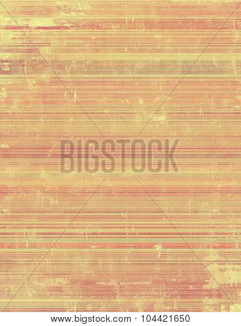 Old grunge textured background. With different color patterns: yellow (beige); brown; red (orange); pink